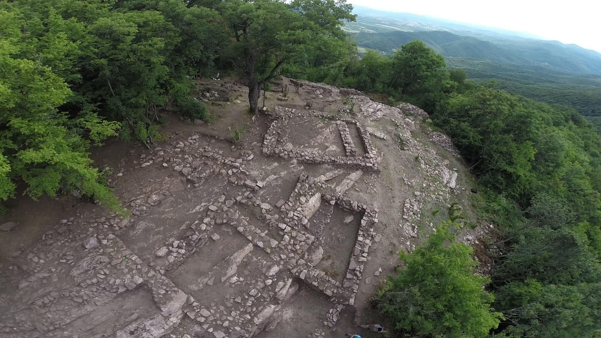 Антична-крепост-Боровец
