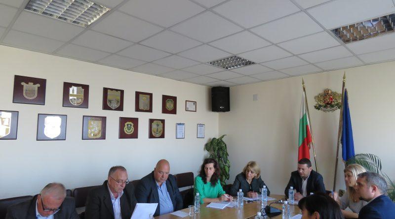 Основен приоритет в работата на областния управител Илиан Тодоров – противодействието и превенцията на корупцията
