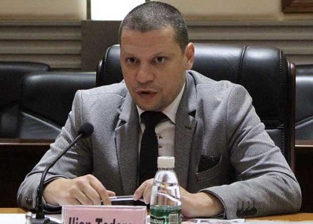 Областният управител на Софийска област Илиан Тодоров: Честита Нова 2019 Година!