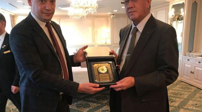 Областният управител Илиан Тодоров договаря при посещението си в Япония конкретни точки за сътрудничество между Софийска област и префектура Хокайдо