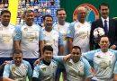 Областният управител Илиан Тодоров участва в приятелска футболна среща на Арена Астана между кметове от цял свят и отборът на международната ислямска бизнес асоциация