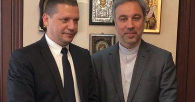 Илиан Тодоров и иранският посланик Н.пр. Хасан Дотаги: Иранският пазар очаква българския бизнес