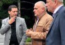 Граждани от Софийска област благодариха на вътрешния министър Радев и областния управител Тодоров за предприетите превантивни мерки срещу наводненията