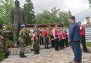 Областният управител на Софийска област Радослав Стойчев почете 145-та годишнина от смъртта на Тодор Каблешков
