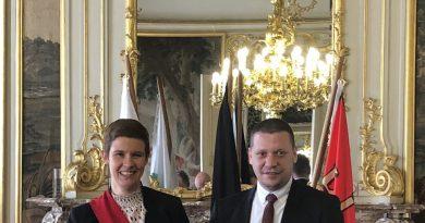Историческо: Областният управител Илиан Тодоров подписа меморандум за сътрудничество с провинция Лиеж, Кралство Белгия