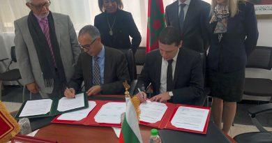 Областният управител Илиан Тодоров подписа в Мароко споразумение за сътрудничество с регион Рабат-Сале-Кенитра