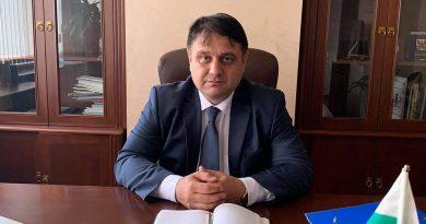 Областният управител на Софийска област Радослав Стойчев поздрави служители в системата на МВР по случай професионалния им празник