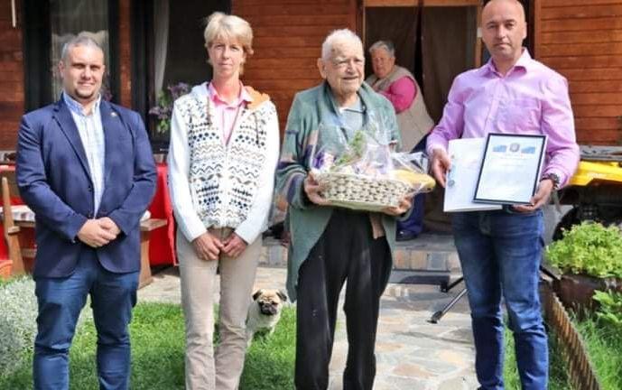 Ветераните от Софийска област, участници във Втората световна война почетени с медали