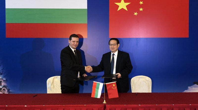 Областният управител Илиан Тодоров се срещна с губернатора на провинция Дзянси И Лиан Хонг