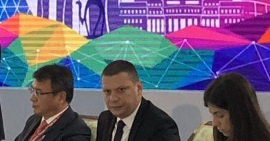 Министърът на икономиката на Казахстан Тимур Сулейменов покани Илиан Тодоров на икономически форум в Астана