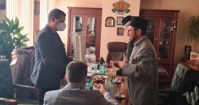 Областният управител Илиан Тодоров: Ще върнем собствеността на Разбоишкия манастир на църквата