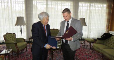 Областният управител  Илиан Тодоров: Префектура Хокайдо и Софийска област ще изградят стабилни двустранни отношения