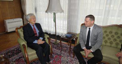 Областният управител Илиан Тодоров получи благодарствено писмо от японския посланик Н. Пр. Ватанабе Масато
