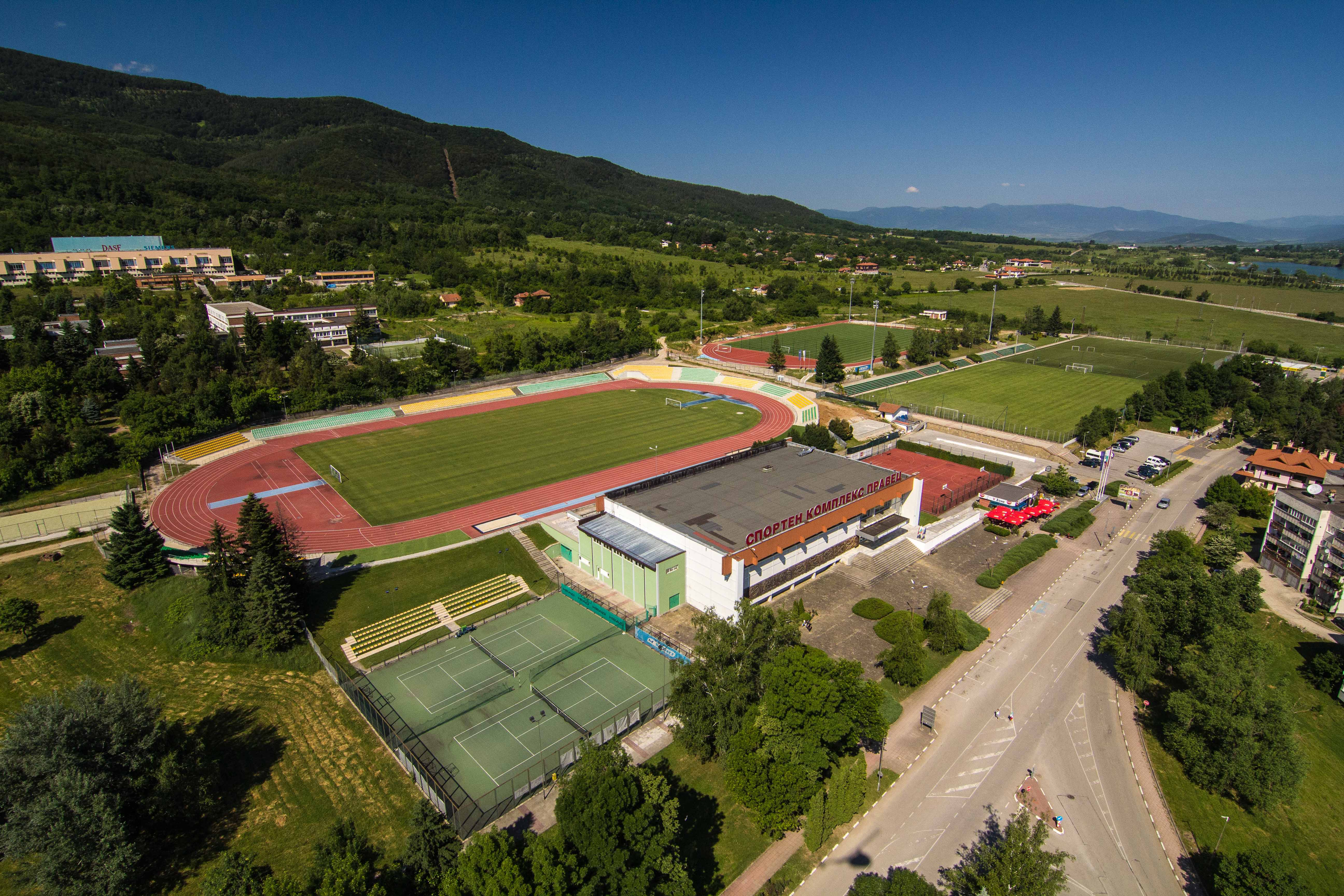 Спортен-комплекс-панорама